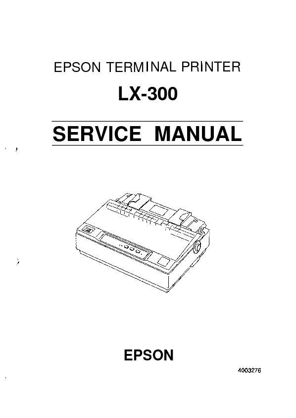 EPSON LX - 300 L.pdf
