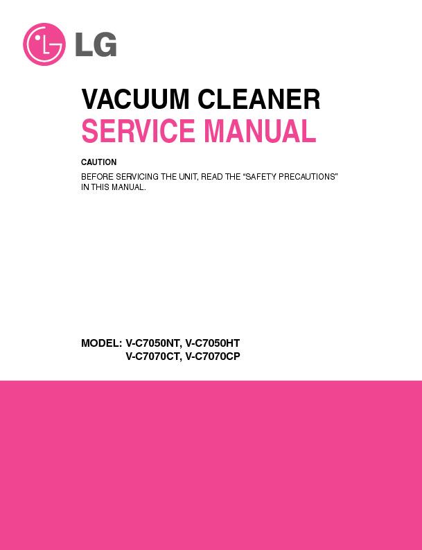 V-C7070CTS LG Vacuum cleaner.pdf