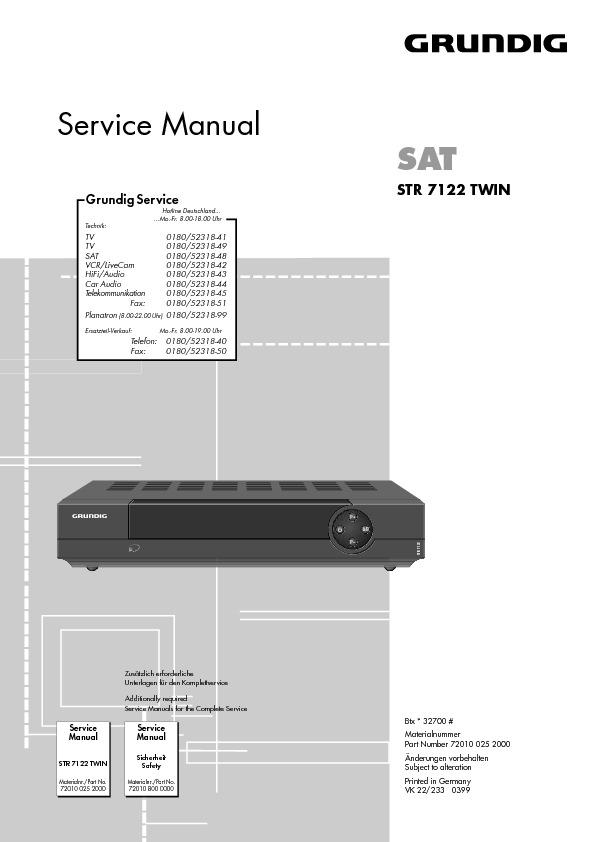 Grundig STR 7122 Twin sat - 01 .pdf