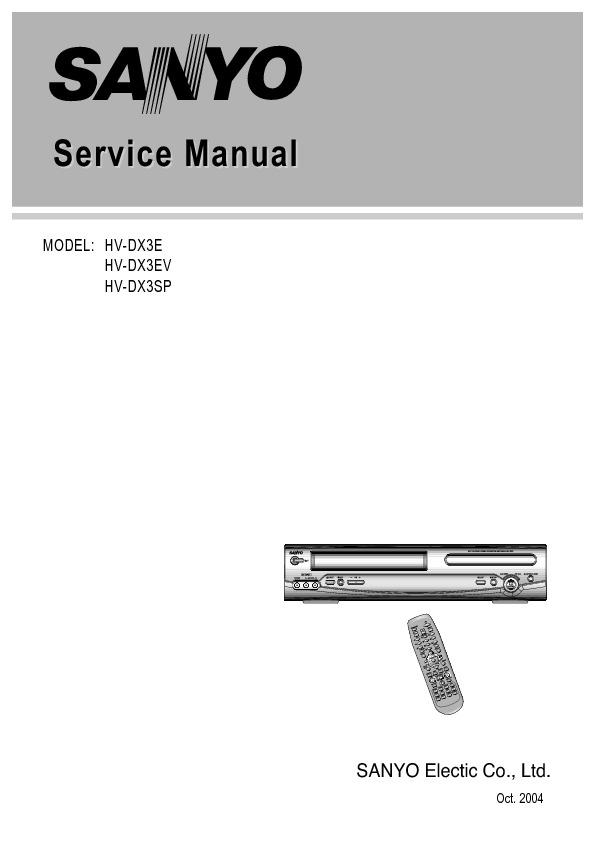 Sanyo HV-DX3E EV SP.pdf