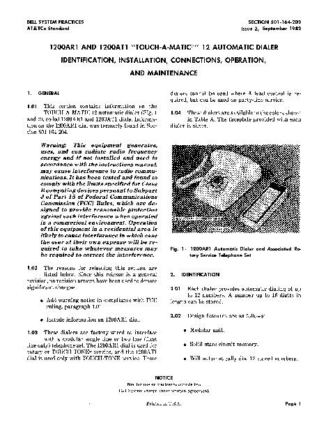 Bell Practica 501
