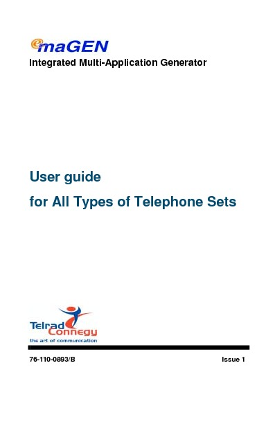emaGEN User Guide For All Types Of Telephone Sets Issue 1.pdf