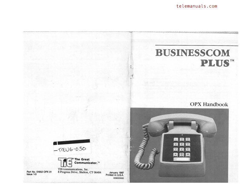 Businesscom Plus OPX Handbook.pdf