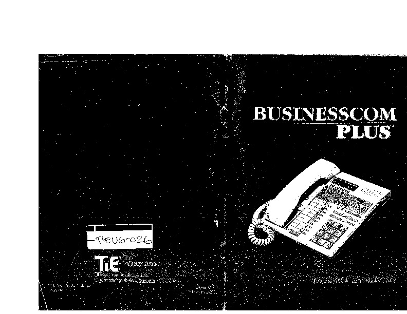 Businesscom Plus Tel Handbook.pdf