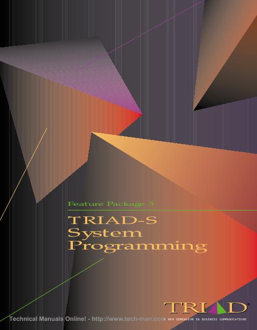 Vodavi Starplus Triad-S System Programming Feat Pkg 3.pdf