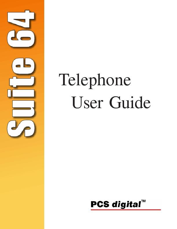 Suite 64 Telephone User Guide.pdf